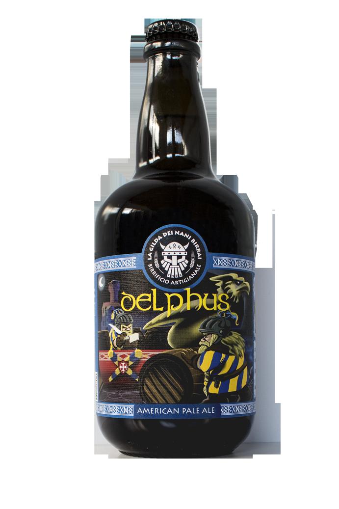 Delphus (American Pale Ale)